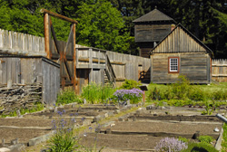 Fort Nisqually, Tacoma