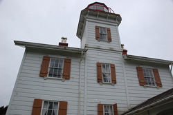 Muriel's haunted lighthouse