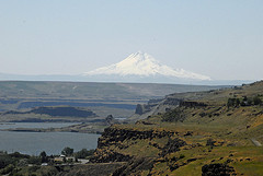 Columbia gorge at Maryhill