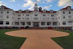 The haunted Stanley Hotel