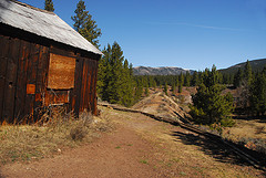 The Tabor Mine - Leadville, Colorado